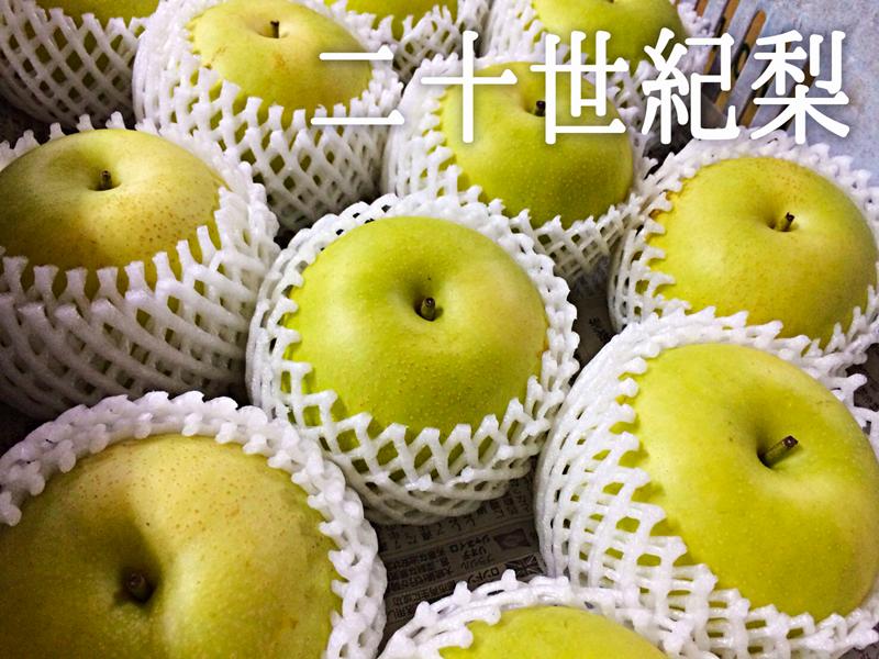 梨の選択肢を減らすことを提案