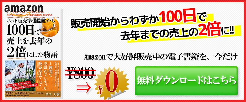 ネット販売の分かる電子書籍を無料でプレゼント!