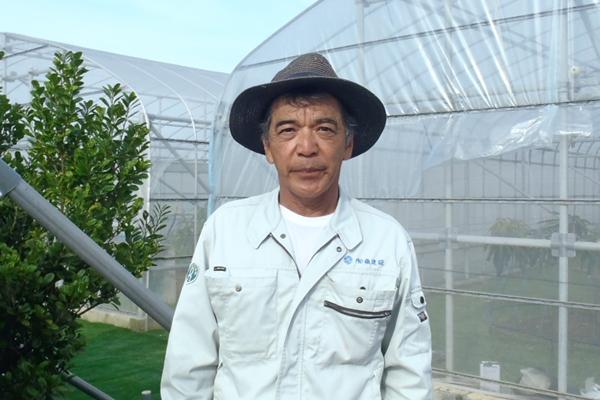 沖縄のマンゴー農家さんも