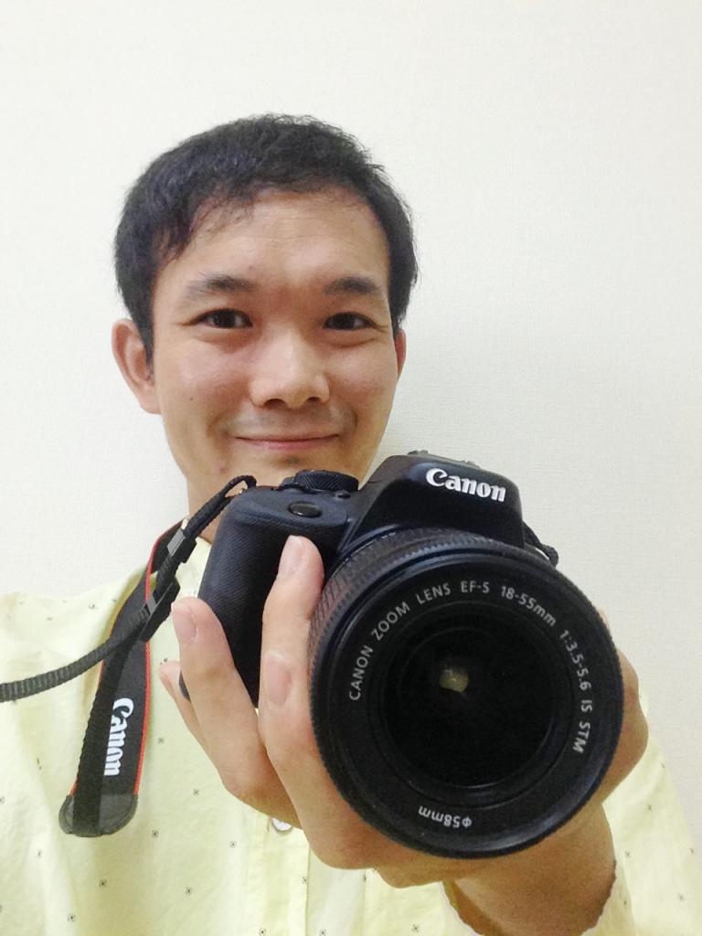 デジタル一眼カメラを導入