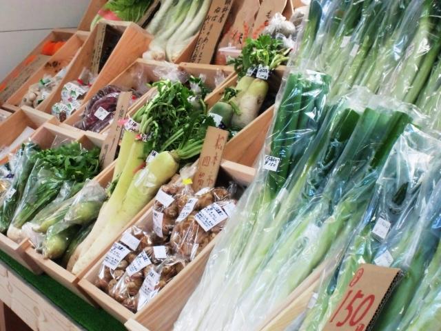 スーパーの野菜が高い
