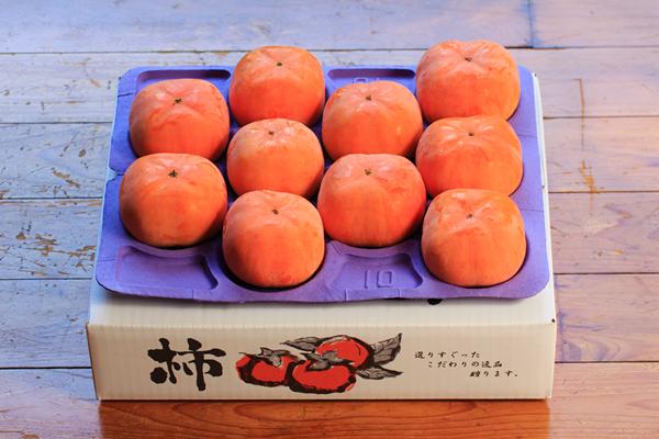 柿が到着!